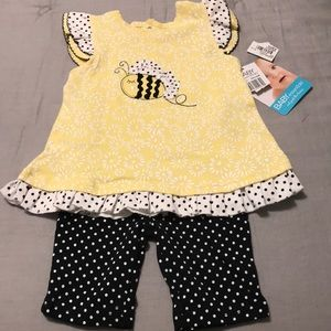 Two piece 9 month outfit
